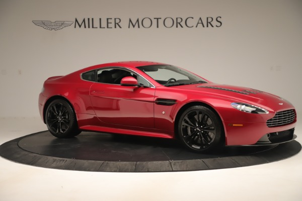 Used 2011 Aston Martin V12 Vantage Coupe for sale Sold at Bentley Greenwich in Greenwich CT 06830 13