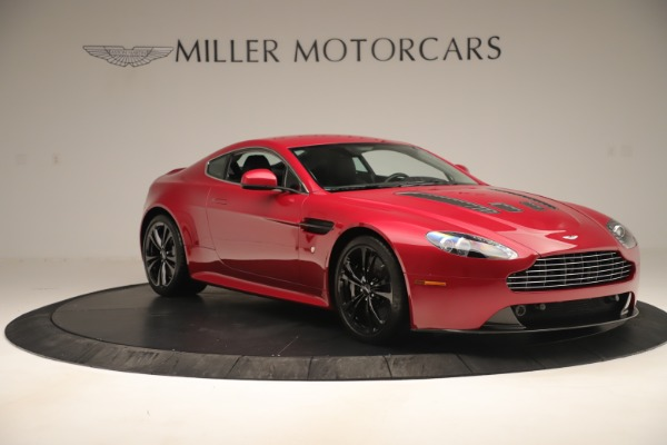 Used 2011 Aston Martin V12 Vantage Coupe for sale Sold at Bentley Greenwich in Greenwich CT 06830 14