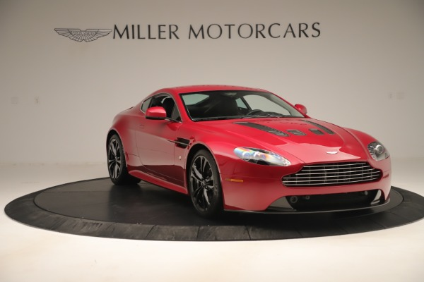 Used 2011 Aston Martin V12 Vantage Coupe for sale Sold at Bentley Greenwich in Greenwich CT 06830 15