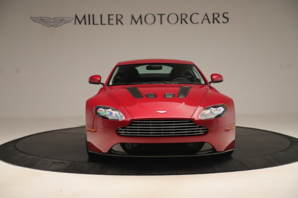 Used 2011 Aston Martin V12 Vantage Coupe for sale Sold at Bentley Greenwich in Greenwich CT 06830 16