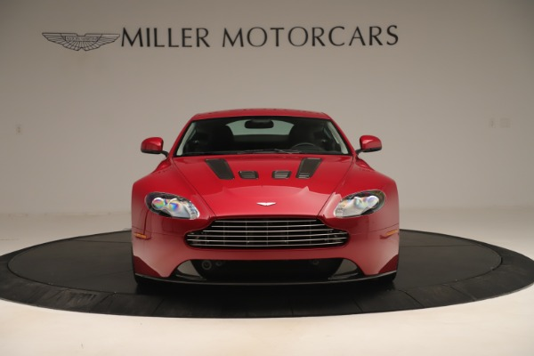 Used 2011 Aston Martin V12 Vantage Coupe for sale Sold at Bentley Greenwich in Greenwich CT 06830 17