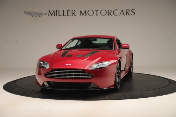 Used 2011 Aston Martin V12 Vantage Coupe for sale Sold at Bentley Greenwich in Greenwich CT 06830 2