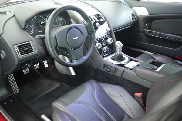 Used 2011 Aston Martin V12 Vantage Coupe for sale Sold at Bentley Greenwich in Greenwich CT 06830 20