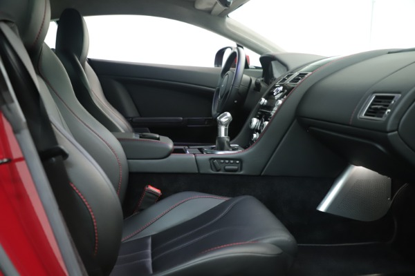Used 2011 Aston Martin V12 Vantage Coupe for sale Sold at Bentley Greenwich in Greenwich CT 06830 27