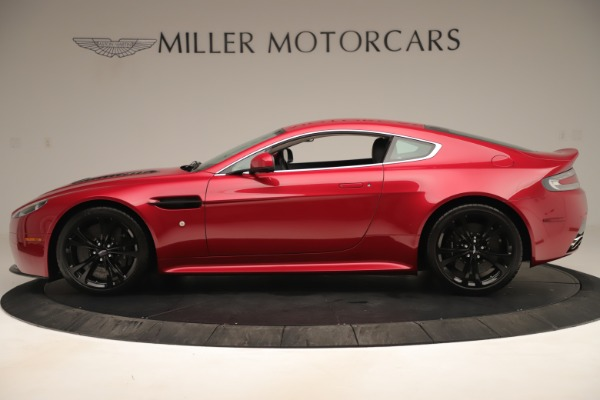 Used 2011 Aston Martin V12 Vantage Coupe for sale Sold at Bentley Greenwich in Greenwich CT 06830 3