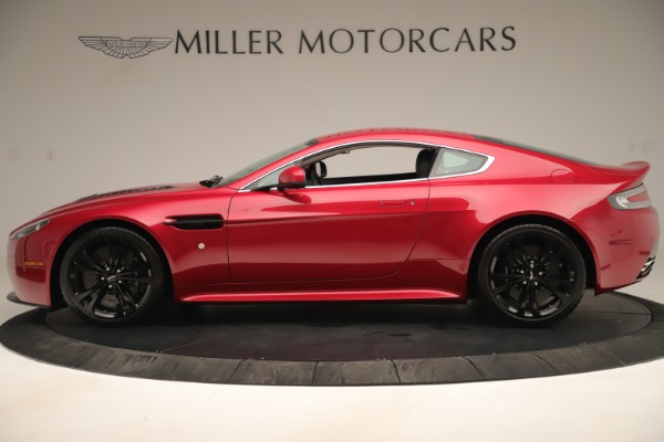 Used 2011 Aston Martin V12 Vantage Coupe for sale Sold at Bentley Greenwich in Greenwich CT 06830 4