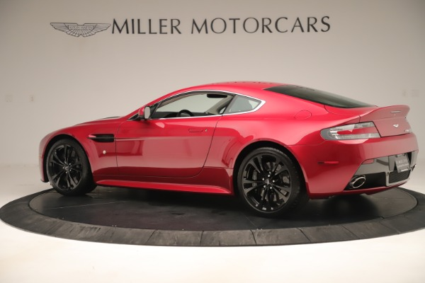 Used 2011 Aston Martin V12 Vantage Coupe for sale Sold at Bentley Greenwich in Greenwich CT 06830 5
