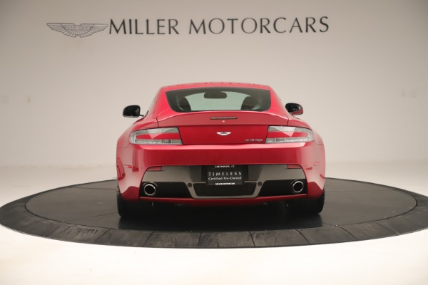 Used 2011 Aston Martin V12 Vantage Coupe for sale Sold at Bentley Greenwich in Greenwich CT 06830 8
