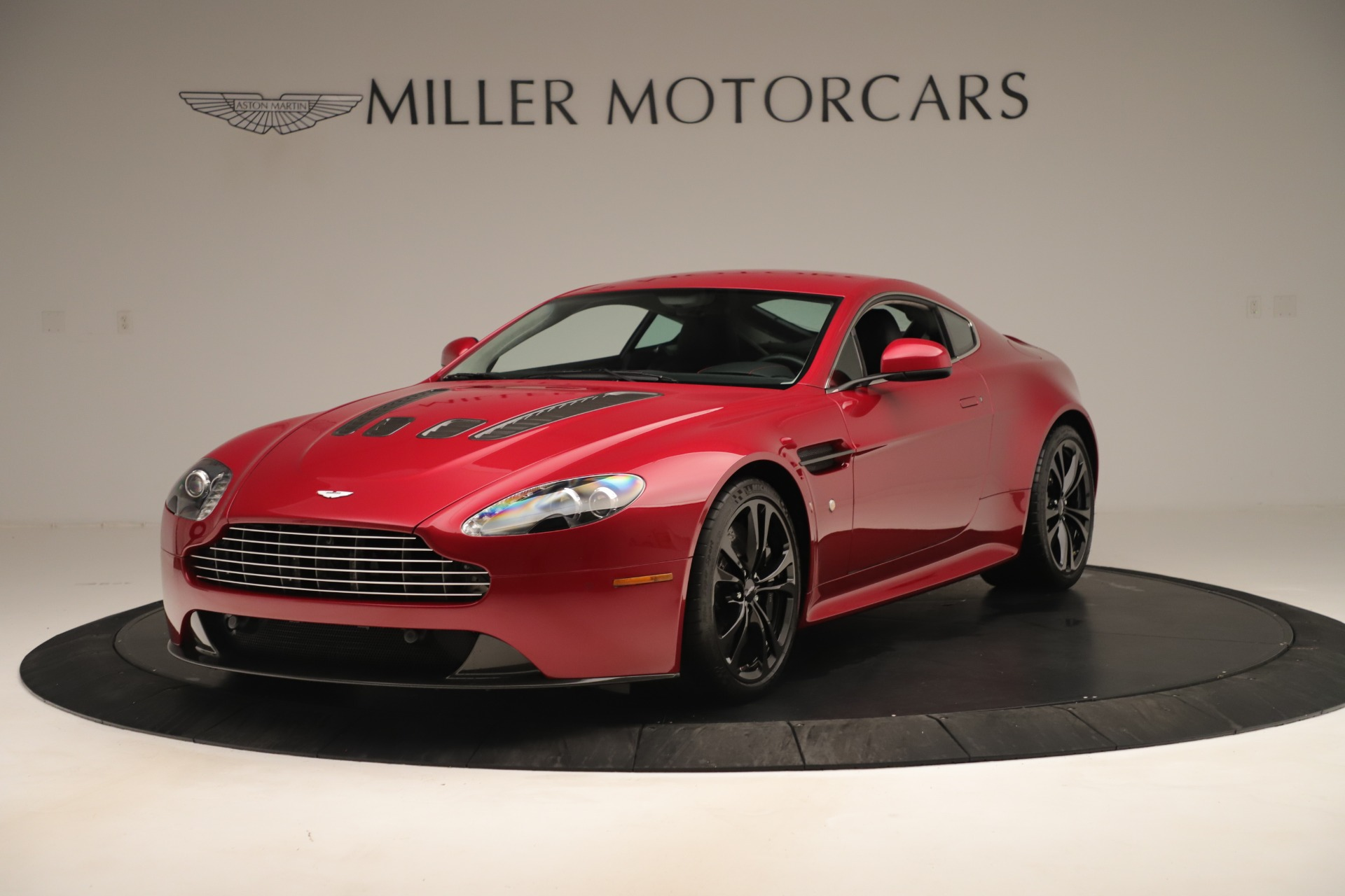 Used 2011 Aston Martin V12 Vantage Coupe for sale Sold at Bentley Greenwich in Greenwich CT 06830 1