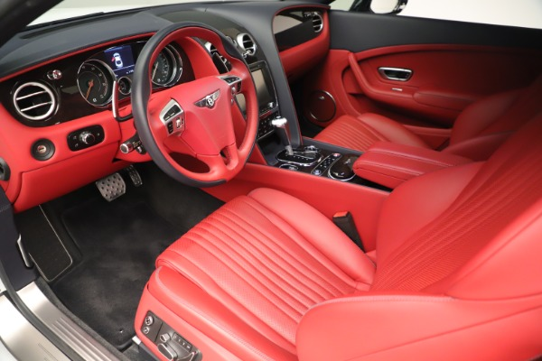 Used 2016 Bentley Continental GT V8 S for sale Sold at Bentley Greenwich in Greenwich CT 06830 17
