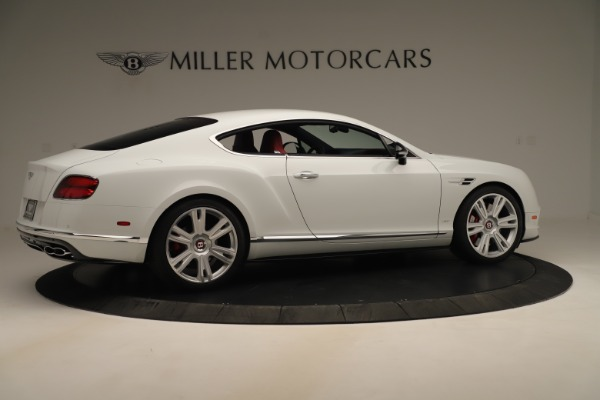 Used 2016 Bentley Continental GT V8 S for sale Sold at Bentley Greenwich in Greenwich CT 06830 8