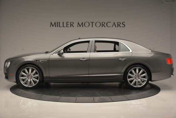 Used 2016 Bentley Flying Spur V8 for sale Sold at Bentley Greenwich in Greenwich CT 06830 3