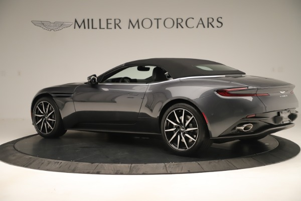 New 2019 Aston Martin DB11 V8 for sale Sold at Bentley Greenwich in Greenwich CT 06830 19