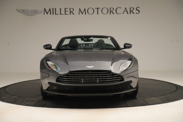 New 2019 Aston Martin DB11 V8 for sale Sold at Bentley Greenwich in Greenwich CT 06830 3