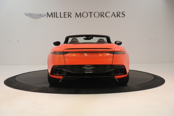New 2020 Aston Martin DBS Superleggera for sale Call for price at Bentley Greenwich in Greenwich CT 06830 10