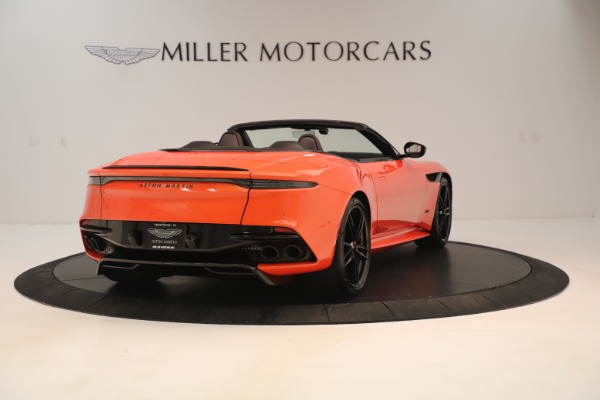 New 2020 Aston Martin DBS Superleggera for sale Call for price at Bentley Greenwich in Greenwich CT 06830 11