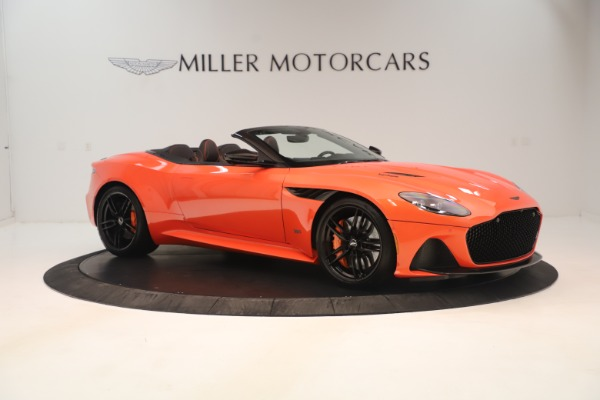 New 2020 Aston Martin DBS Superleggera for sale Call for price at Bentley Greenwich in Greenwich CT 06830 15