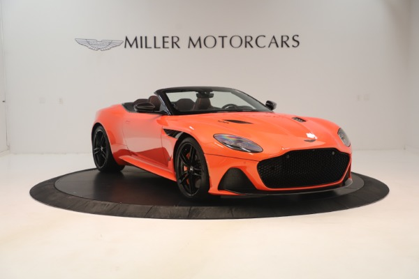 New 2020 Aston Martin DBS Superleggera for sale Call for price at Bentley Greenwich in Greenwich CT 06830 16