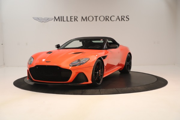 New 2020 Aston Martin DBS Superleggera for sale Call for price at Bentley Greenwich in Greenwich CT 06830 20