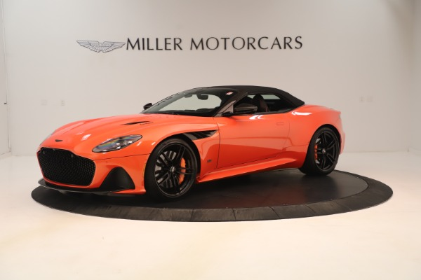 New 2020 Aston Martin DBS Superleggera for sale Call for price at Bentley Greenwich in Greenwich CT 06830 21