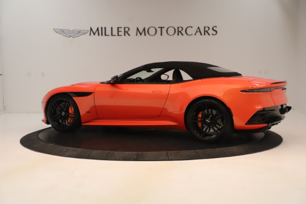 New 2020 Aston Martin DBS Superleggera for sale Call for price at Bentley Greenwich in Greenwich CT 06830 23