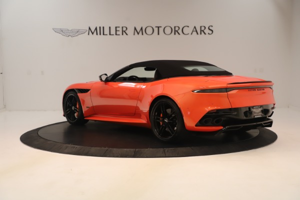 New 2020 Aston Martin DBS Superleggera for sale Call for price at Bentley Greenwich in Greenwich CT 06830 24