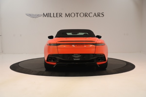 New 2020 Aston Martin DBS Superleggera for sale Call for price at Bentley Greenwich in Greenwich CT 06830 25