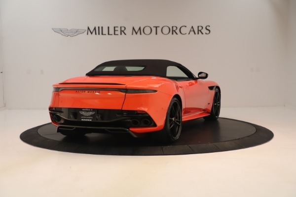 New 2020 Aston Martin DBS Superleggera for sale Call for price at Bentley Greenwich in Greenwich CT 06830 26