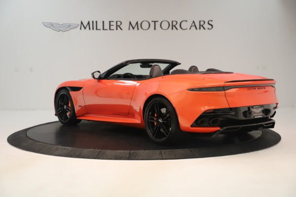 New 2020 Aston Martin DBS Superleggera for sale Call for price at Bentley Greenwich in Greenwich CT 06830 9