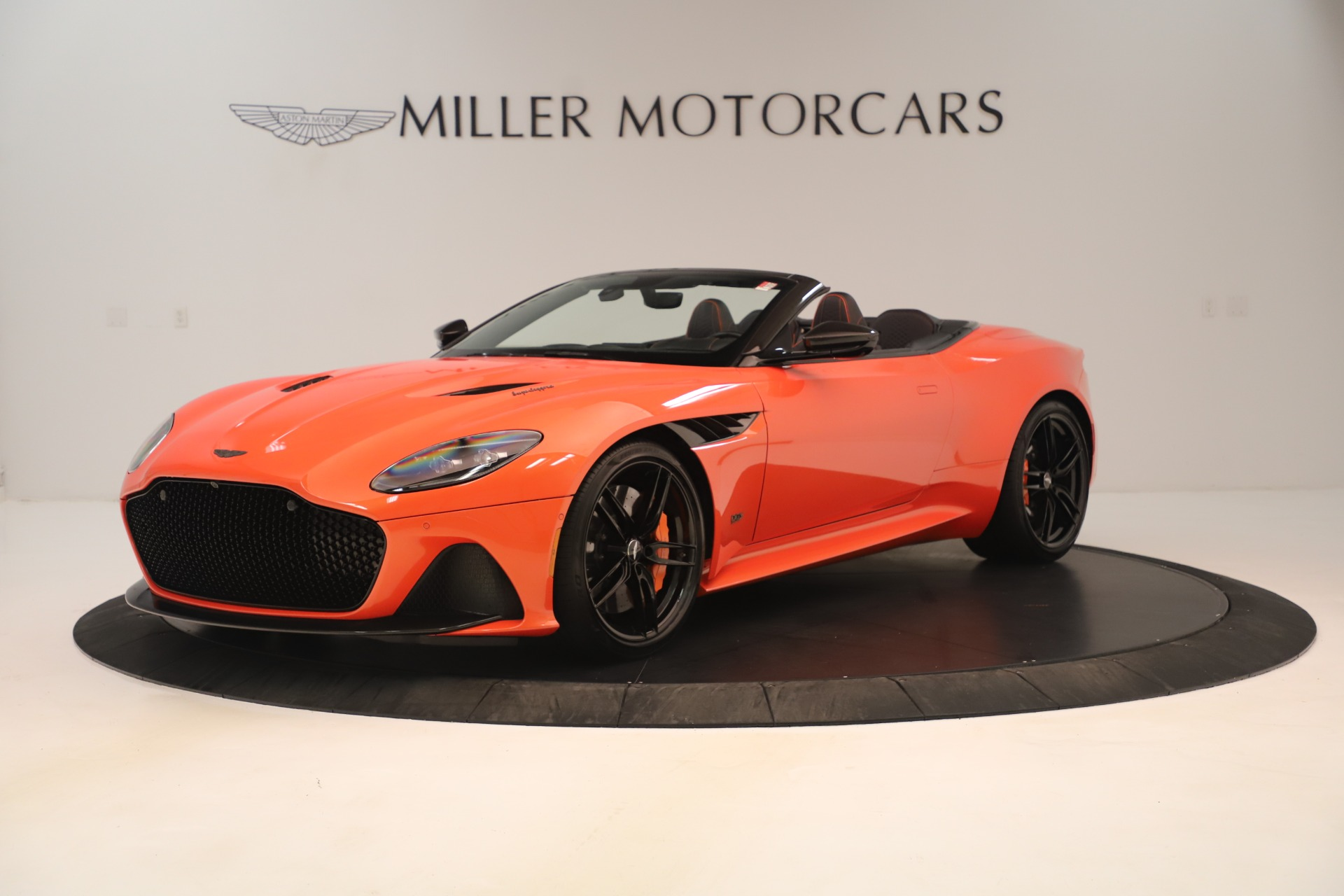 New 2020 Aston Martin DBS Superleggera for sale Call for price at Bentley Greenwich in Greenwich CT 06830 1