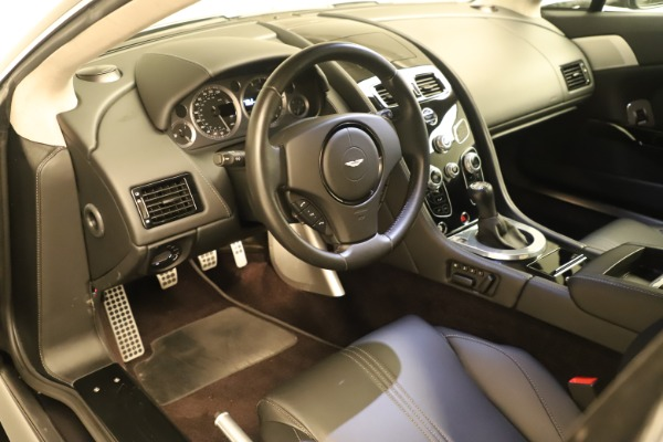 Used 2016 Aston Martin V8 Vantage GTS for sale $79,900 at Bentley Greenwich in Greenwich CT 06830 13