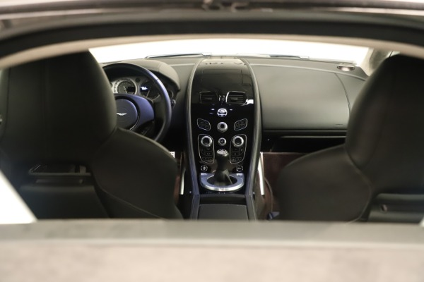 Used 2016 Aston Martin V8 Vantage GTS for sale $79,900 at Bentley Greenwich in Greenwich CT 06830 18