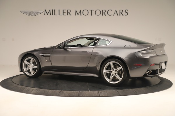 Used 2016 Aston Martin V8 Vantage S for sale Sold at Bentley Greenwich in Greenwich CT 06830 3