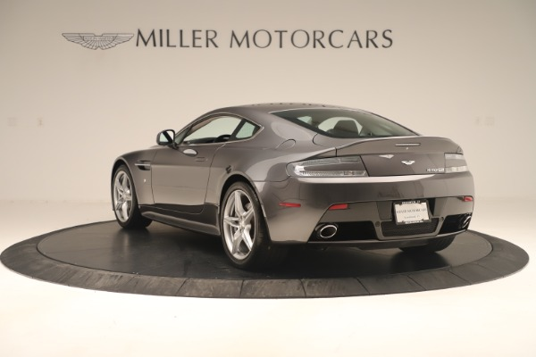 Used 2016 Aston Martin V8 Vantage GTS for sale $79,900 at Bentley Greenwich in Greenwich CT 06830 4