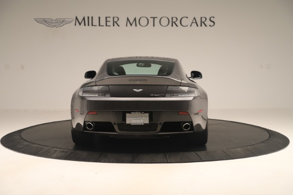 Used 2016 Aston Martin V8 Vantage GTS for sale $79,900 at Bentley Greenwich in Greenwich CT 06830 5