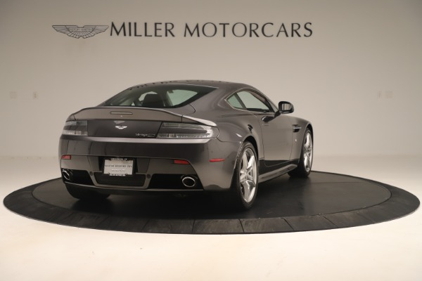 Used 2016 Aston Martin V8 Vantage GTS for sale $79,900 at Bentley Greenwich in Greenwich CT 06830 6