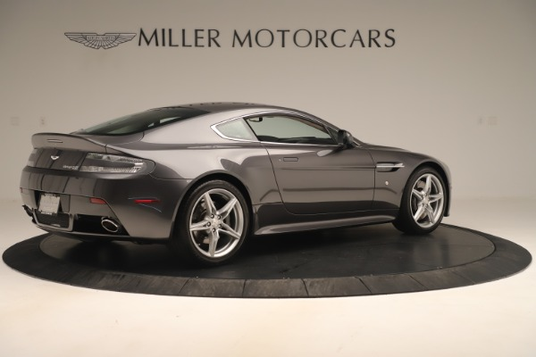 Used 2016 Aston Martin V8 Vantage GTS for sale $79,900 at Bentley Greenwich in Greenwich CT 06830 7