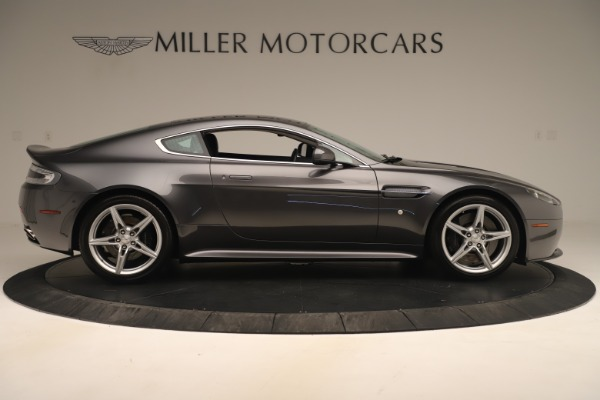 Used 2016 Aston Martin V8 Vantage GTS for sale $79,900 at Bentley Greenwich in Greenwich CT 06830 8