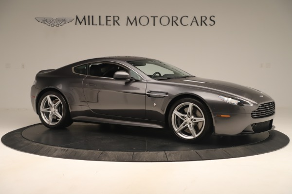 Used 2016 Aston Martin V8 Vantage GTS for sale $79,900 at Bentley Greenwich in Greenwich CT 06830 9