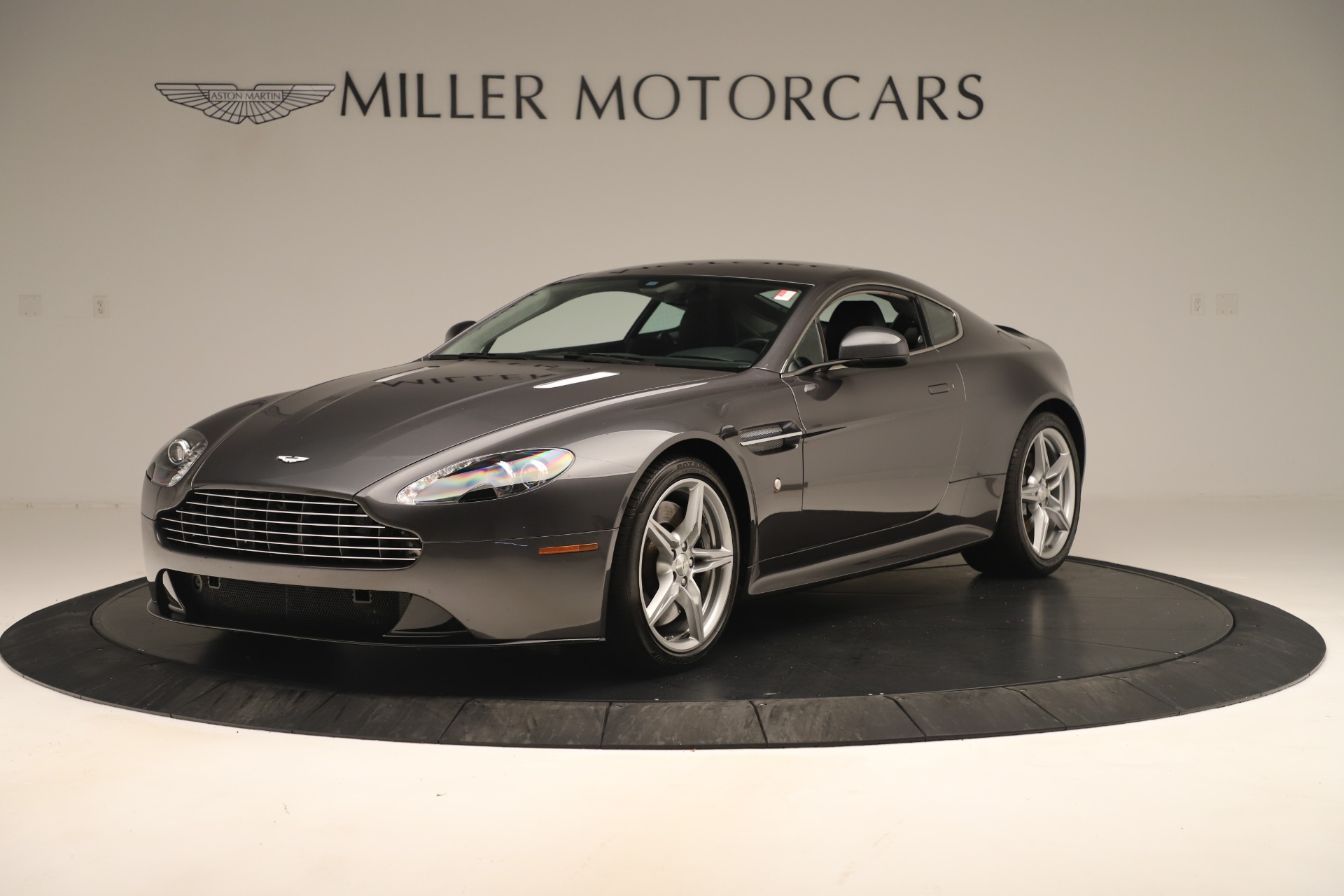 Used 2016 Aston Martin V8 Vantage GTS for sale $79,900 at Bentley Greenwich in Greenwich CT 06830 1