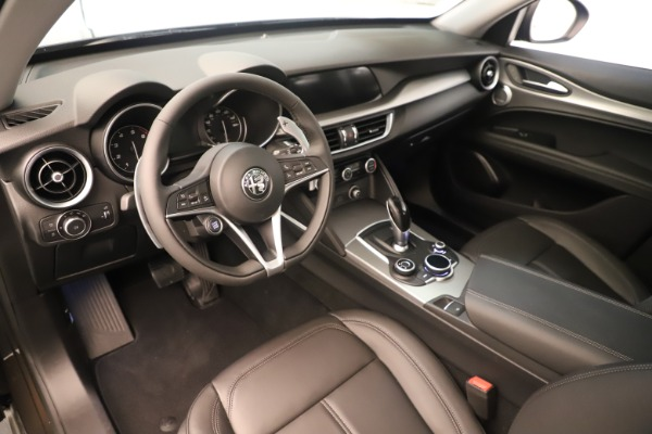 New 2019 Alfa Romeo Stelvio Ti Q4 for sale Sold at Bentley Greenwich in Greenwich CT 06830 13