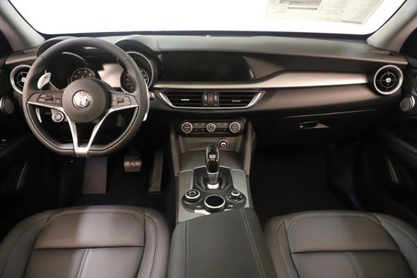 New 2019 Alfa Romeo Stelvio Ti Q4 for sale Sold at Bentley Greenwich in Greenwich CT 06830 16