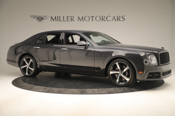 Used 2018 Bentley Mulsanne Speed Design Series for sale Sold at Bentley Greenwich in Greenwich CT 06830 10