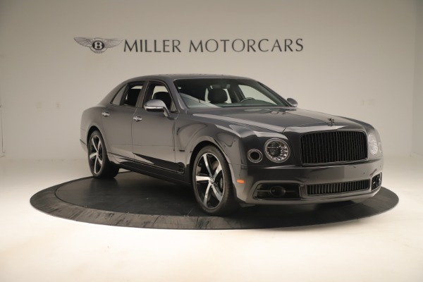Used 2018 Bentley Mulsanne Speed Design Series for sale Sold at Bentley Greenwich in Greenwich CT 06830 11