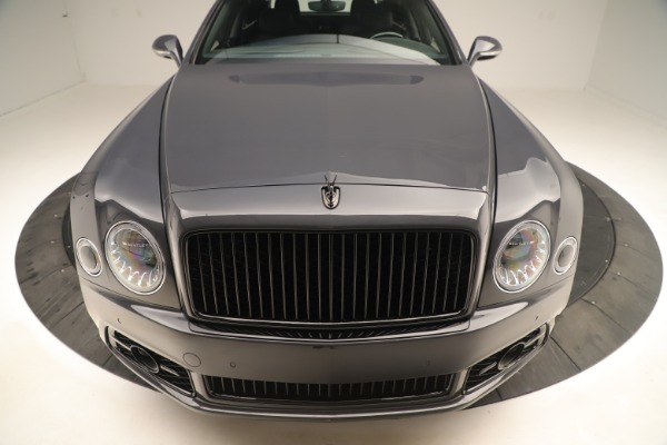 Used 2018 Bentley Mulsanne Speed Design Series for sale Sold at Bentley Greenwich in Greenwich CT 06830 13