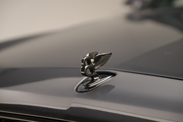 Used 2018 Bentley Mulsanne Speed Design Series for sale Sold at Bentley Greenwich in Greenwich CT 06830 14
