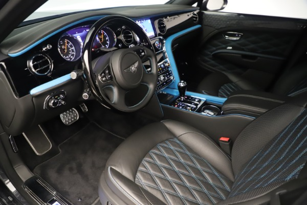 Used 2018 Bentley Mulsanne Speed Design Series for sale Sold at Bentley Greenwich in Greenwich CT 06830 18