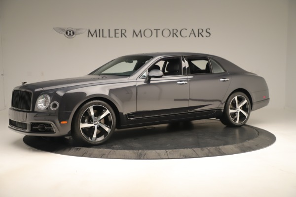 Used 2018 Bentley Mulsanne Speed Design Series for sale Sold at Bentley Greenwich in Greenwich CT 06830 2