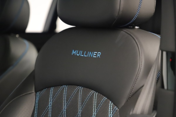 Used 2018 Bentley Mulsanne Speed Design Series for sale Sold at Bentley Greenwich in Greenwich CT 06830 21