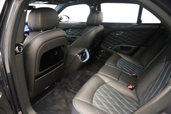 Used 2018 Bentley Mulsanne Speed Design Series for sale Sold at Bentley Greenwich in Greenwich CT 06830 22